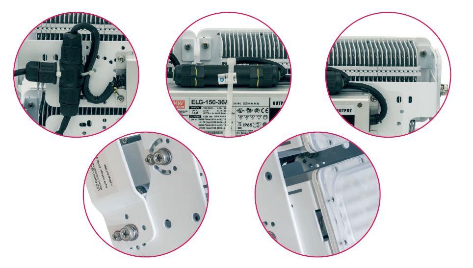 Нюансы конструкции светильников Fitocon