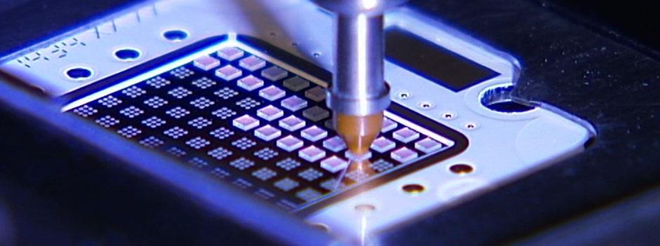 Выращивание кристаллов светодиодов