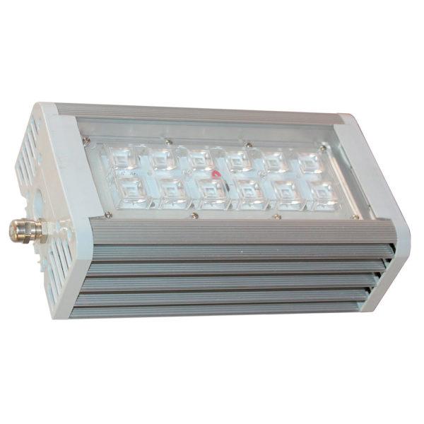 Светильник светодиодный АС ДСП 014 Блок 4х90, 4х100 с линзами