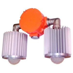 Светильник светодиодный АС ДСП 120 40 Вт с разводной коробкой