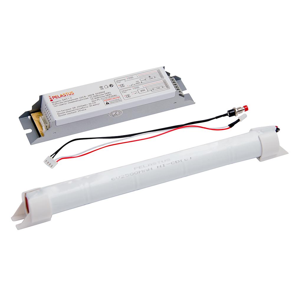 Блок аварийного питания БАП 1.0 для люминисцентных ламп 58 Вт