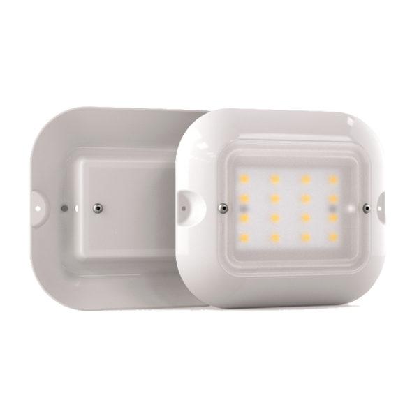Светильник светодиодный накладной ДББ 03 6-Е7 уличного освещения