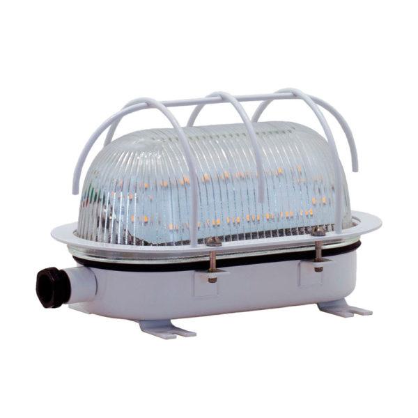 Светильник для ЖКХ светодиодный ДПП 24-15 без сетки
