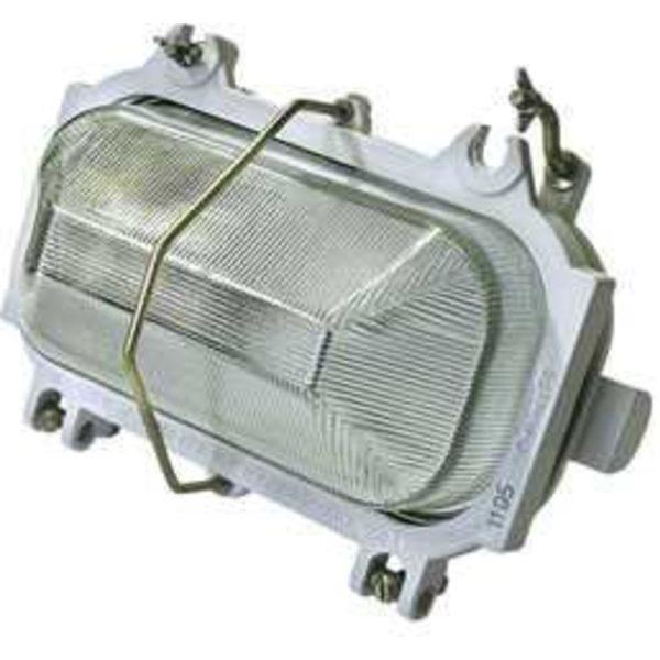 Светильник светодиодный для подсобных помещений ДПП 45 12Вт с сеткой
