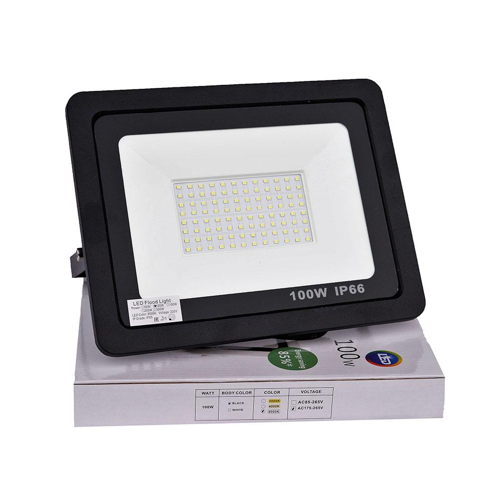 Ультратонкий светодиодный прожектор для рекламных щитов SMD ipad 100 Вт IP 65