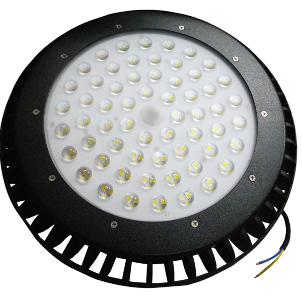Светильник светодиодный подвесной колокол Эмиттер UFO SMD 200 Вт IP65
