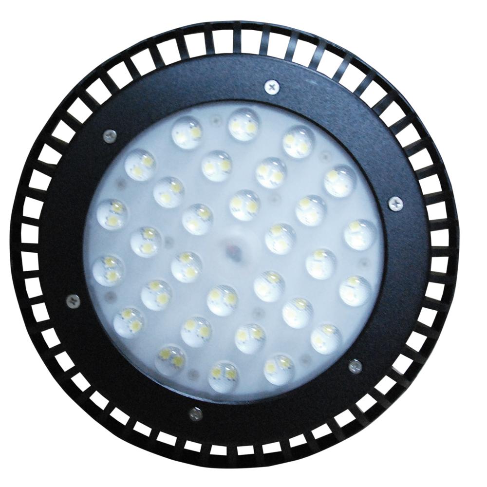 Светильник светодиодный купольный Эмиттер для спортзалов UFO SMD 50 Вт IP44