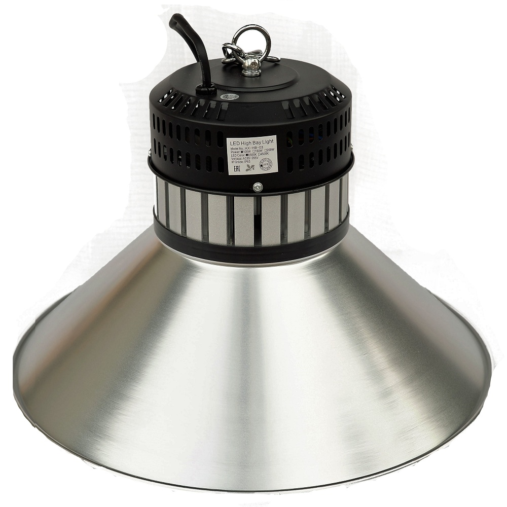 Светильник светодиодный колокол Эмиттер SMD-B 100 Вт IP65