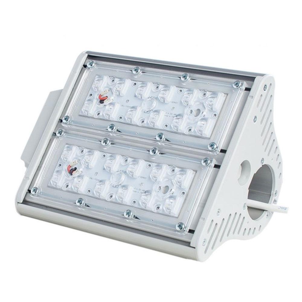 Промышленный светильник со вторичной оптикой MIRAGE-P-60-50-* 58 Вт