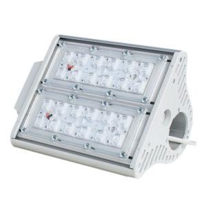Промышленный светильник со вторичной оптикой MIRAGE-P-50-50-* 49 Вт