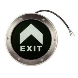 Светильник аварийный для встраивания в пол PL BL 1.0