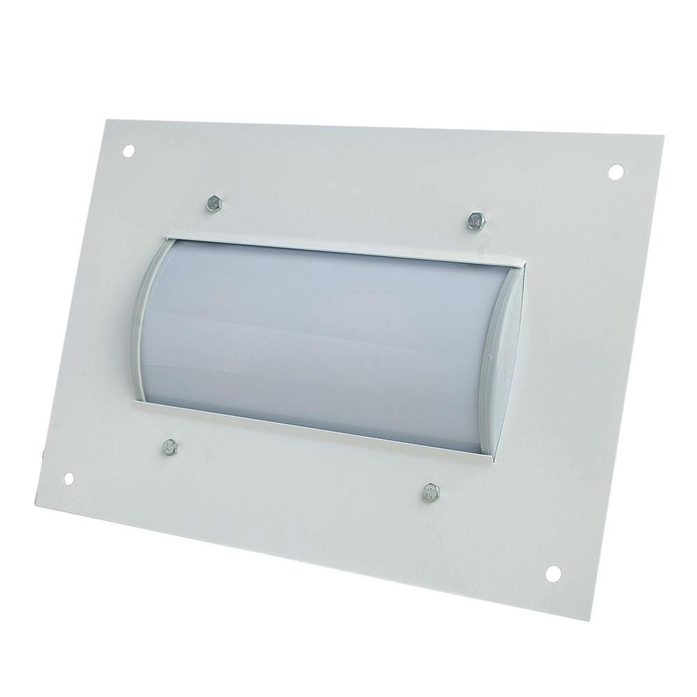 Светодиодный светильник для АЗС OPTIMUS-FS-120-50-О-3 118 Вт