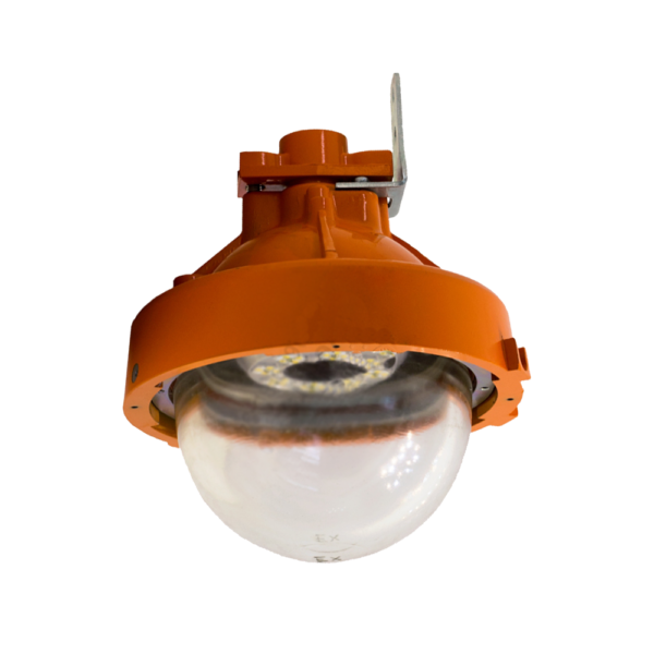 Светильник светодиодный взрывозащищенный ДСП 72 30 Вт с сеткой