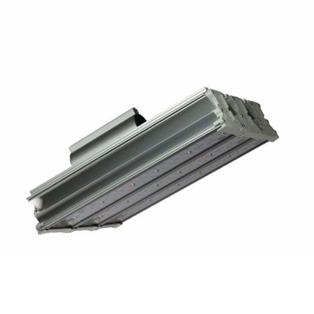 Консольный светодиодный уличный светильник ДВУ 150 Вт IP66 5000К