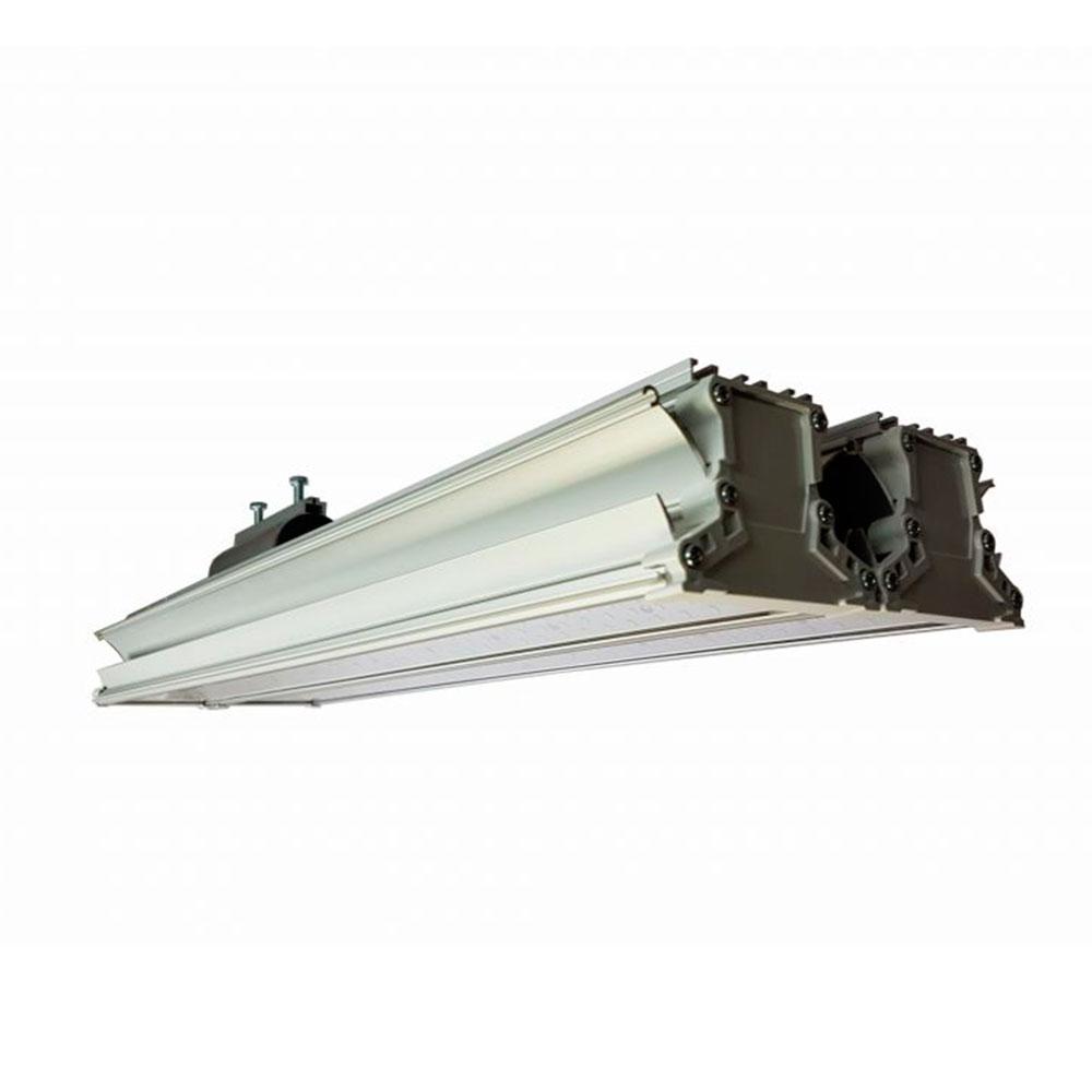 Консольный светодиодный уличный светильник ДВУ 200 Вт IP66 5000К