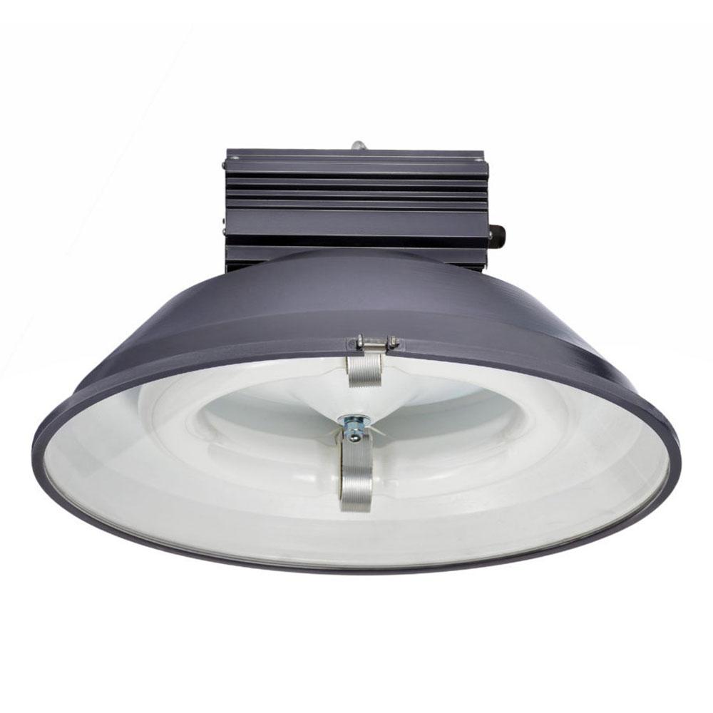Светильник индукционный для потолков 5 - 12 м HB009 80 Вт