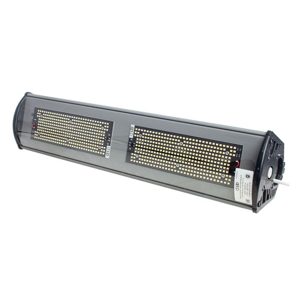 Складской светодиодный светильник OPTIMUS-P-120-50-П 118 Вт