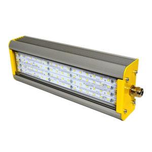 Пожаробезопасный светодиодный светильник Вега Лэд 100Вт