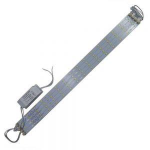 Комплект светодиодных линеек с драйвером 36 Вт 100-110 Лм/вт 52см