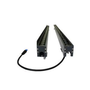 Архитектурный линейный светильник Эмиттер 36 с козырьком