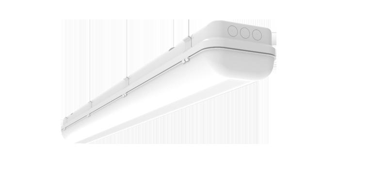 Светильник для кабинетов Каспий   64.5080.34 IP65 34Вт 1100х220х40мм