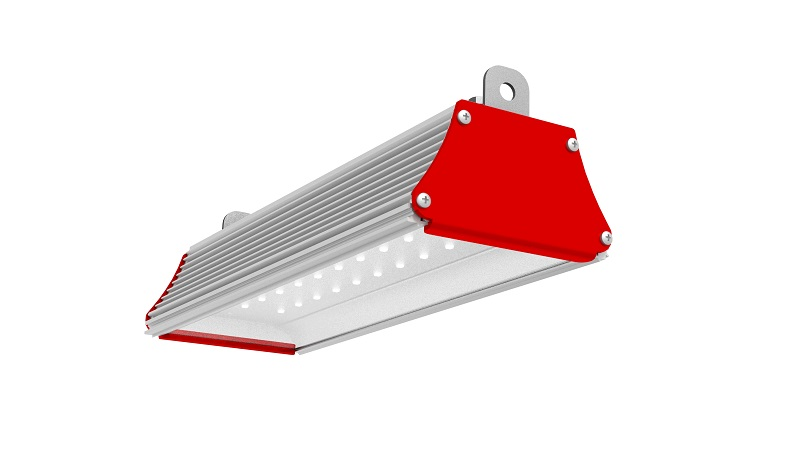 Взрывозащищенный светодиодный светильник Сахалин 24.6820.45 Ex T4 45Вт IP67