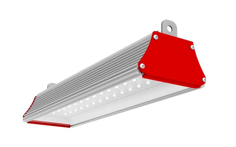 Взрывозащищенный светодиодный светильник Сахалин 32.9100.60 Ex T4 60Вт IP67