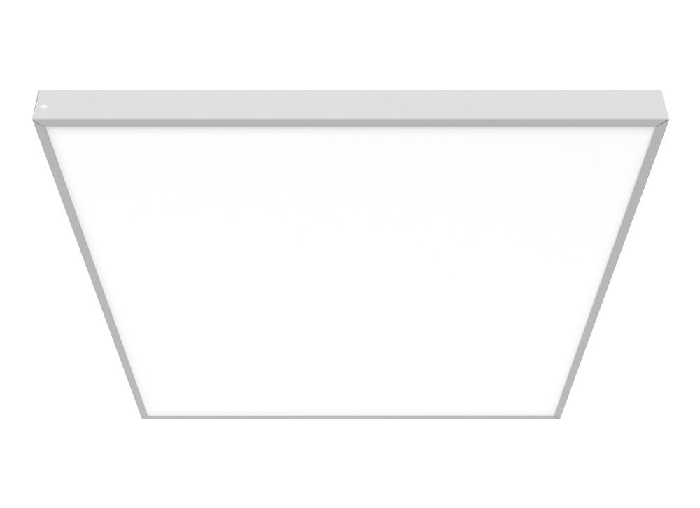 Офисный светодиодный светильник Федерация 595х595х40мм 24 Вт IP40