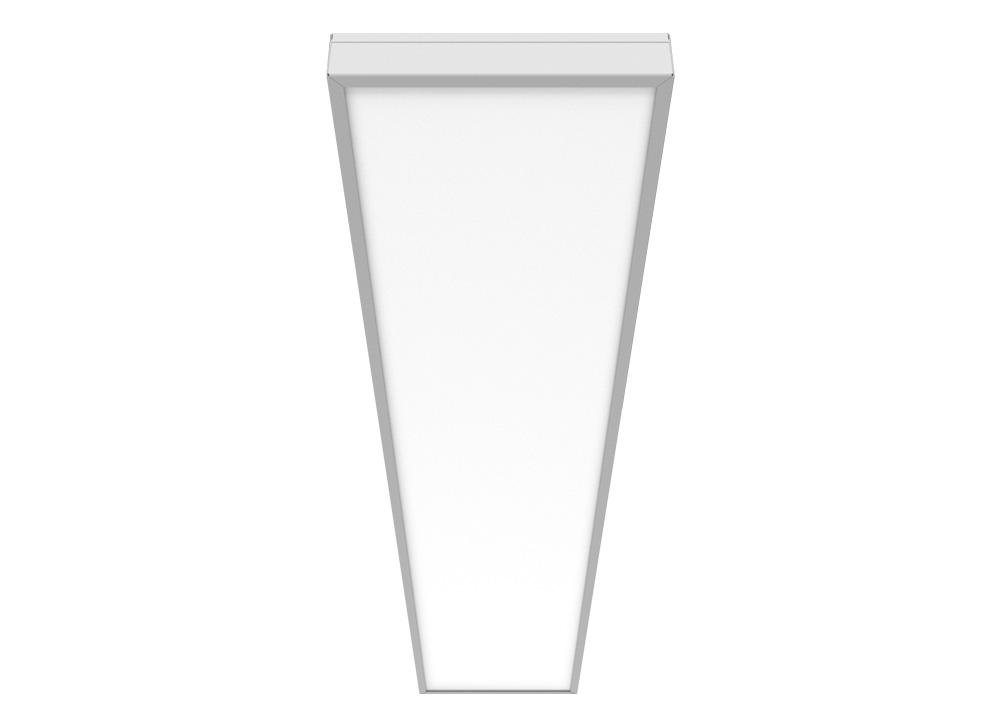 Офисный светодиодный светильник Федерация 30Вт IP40 1100х220х60мм
