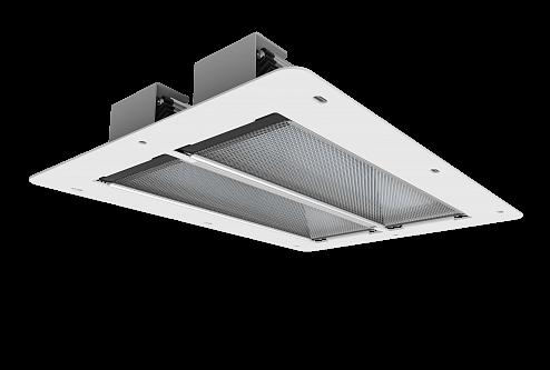Светодиодный светильник для АЗС Эльбрус  32.9100.60 АЗС 60Вт IP67