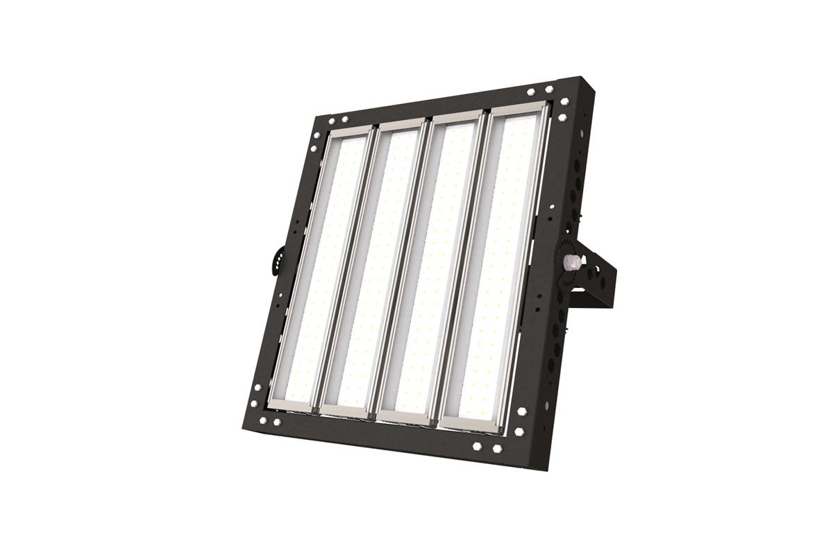 Светодиодный прожектор уличного освещения Эльбрус 192.64000 К.460 460Вт IP67