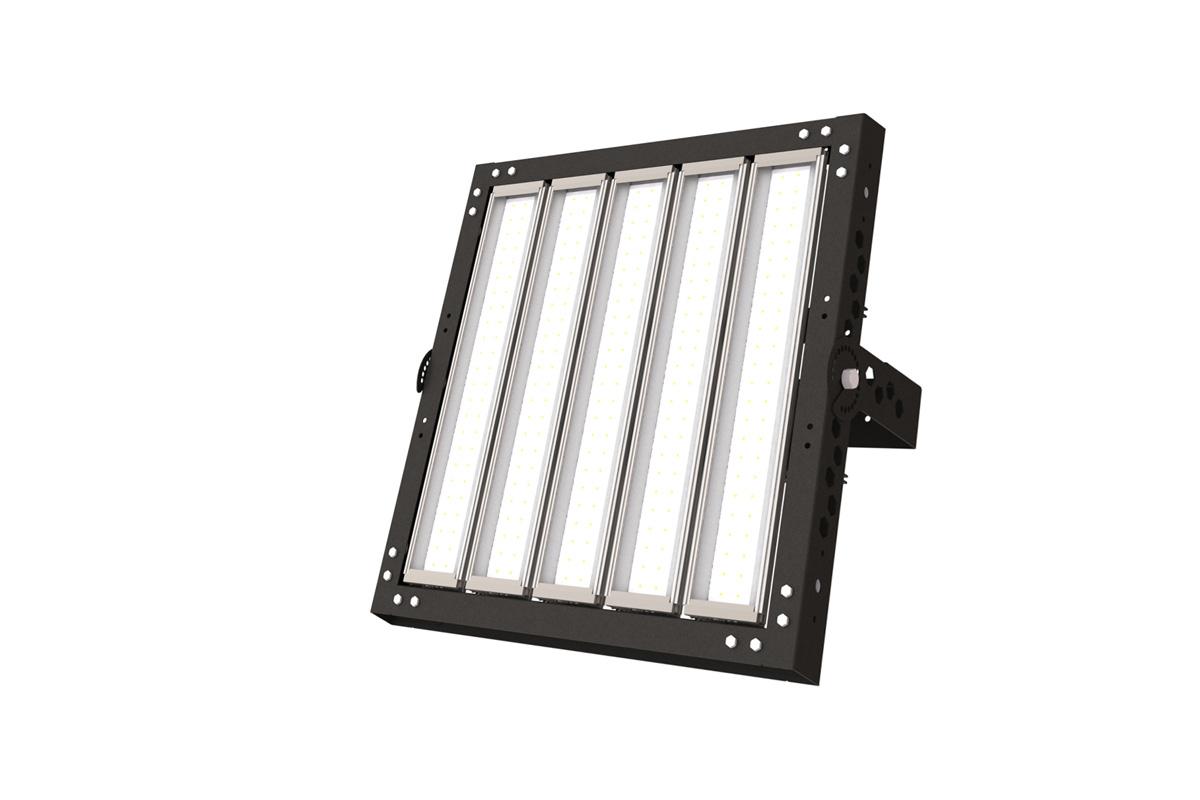 Светодиодный прожектор уличного освещения Эльбрус 240.80000.575 575Вт IP67