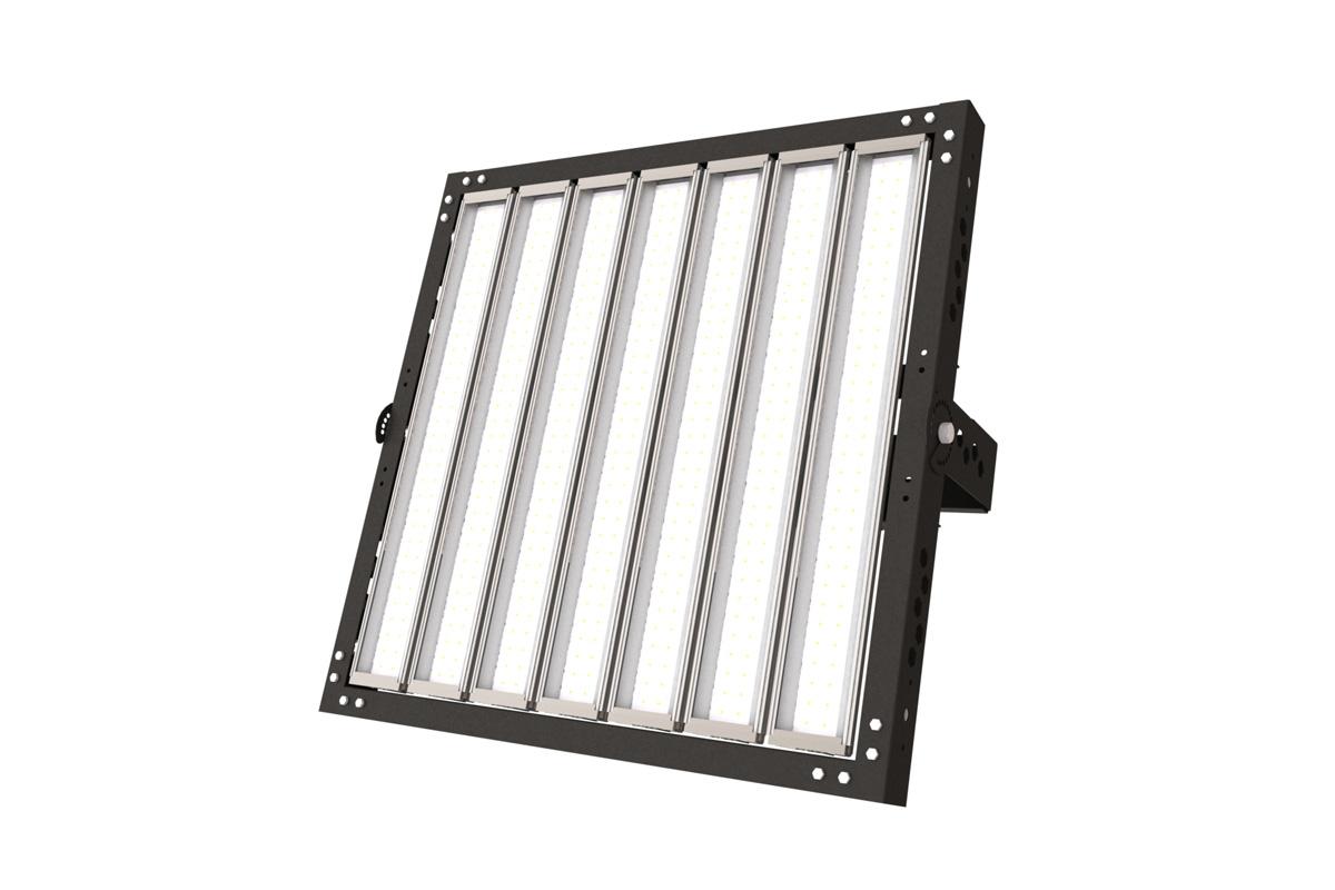 Светодиодный прожектор уличного освещения Эльбрус 448.15000 К0.1000 1000Вт IP67