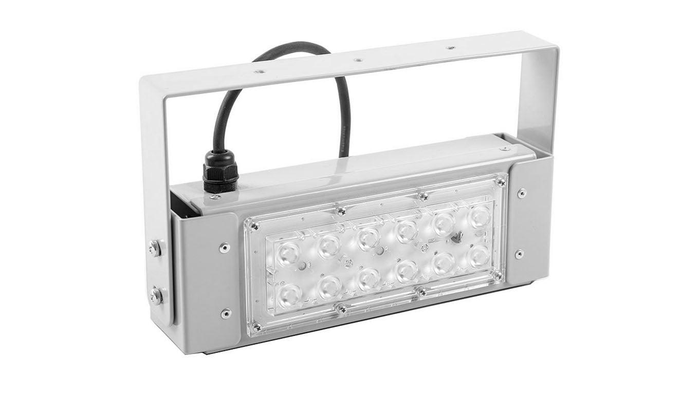 Прожектор светодиодный двухлучевой SVT-ARH-DS-27Вт-27
