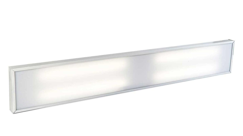 Светодиодный светильник армстронг SVT-ARM-U-1200x180x40-50Вт-PR