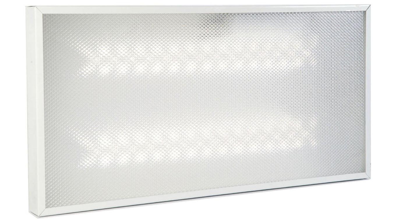 Светодиодный светильник армстронг SVT-ARM-U-595x295x40-18Вт-PR