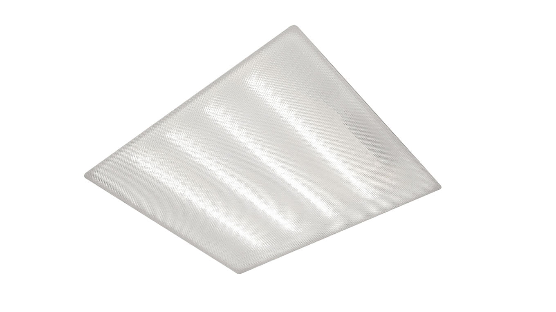 Светодиодный светильник армстронг SVT-ARM-U-AIR-595x595x34-29Вт-IP54-PR