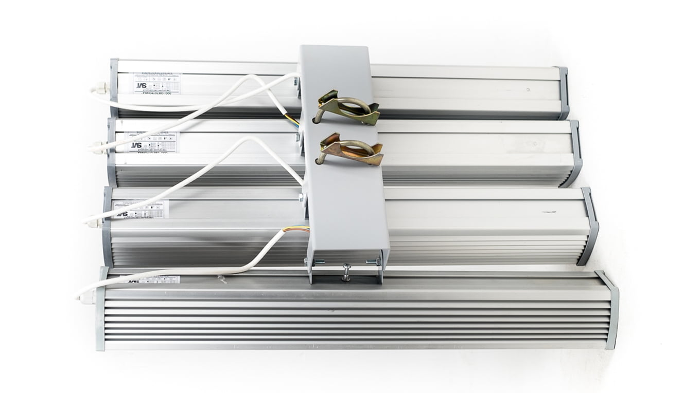 Промышленный светодиодный светильник SVT-P-UL-100Вт QUATTRO