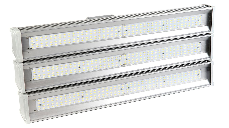 Промышленный светодиодный светильник SVT-P-UL-100Вт TRIO