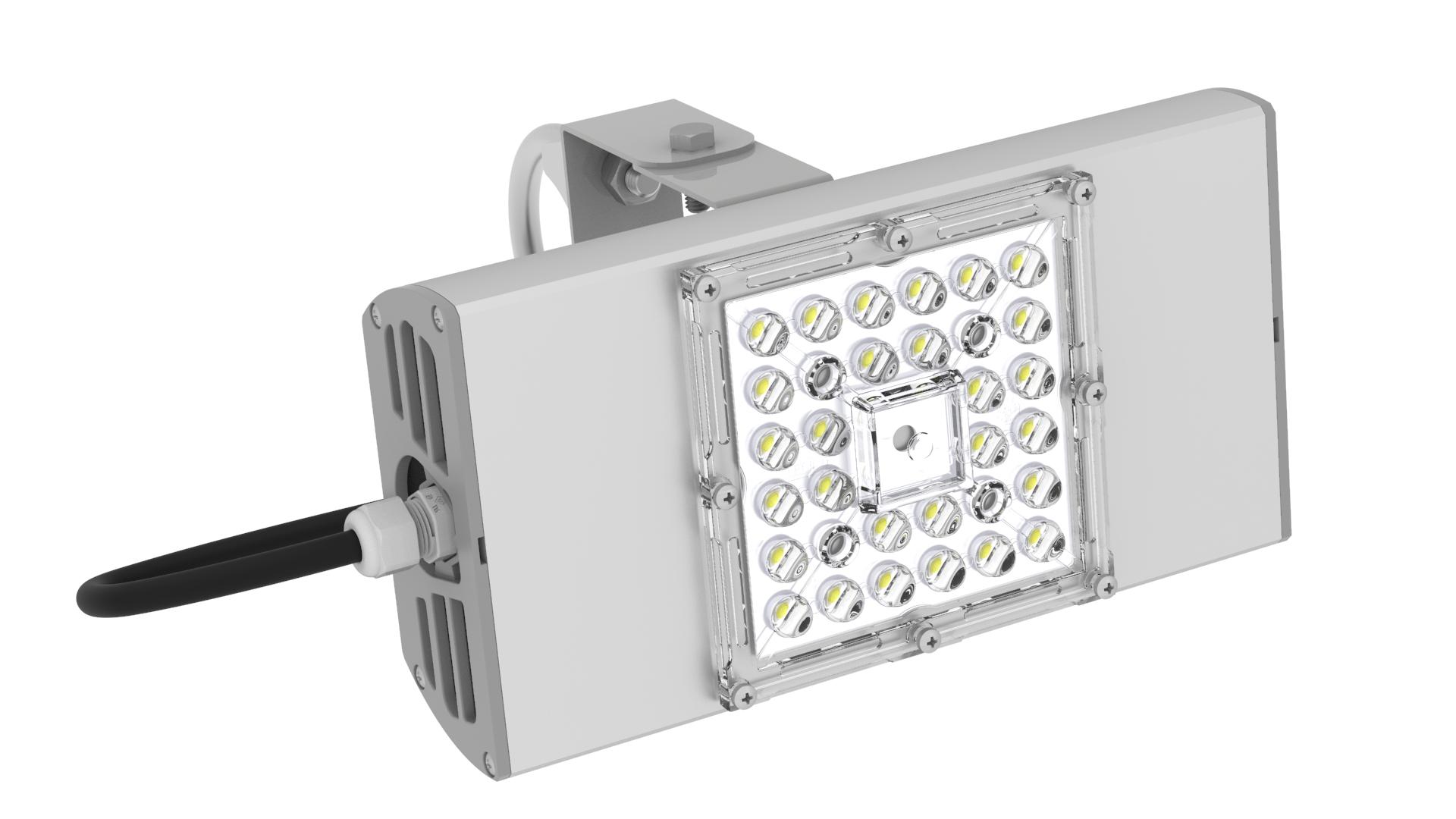 Промышленный светильник Кассета SVT-STR-BM-30Вт-60