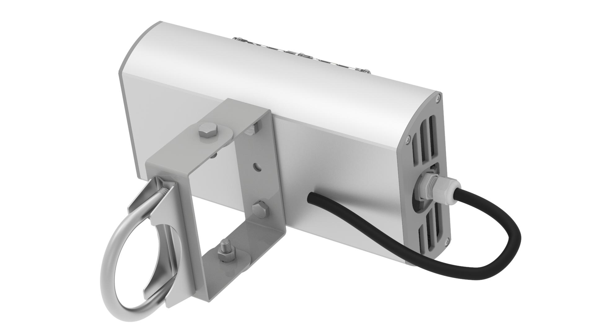 Промышленный светильник Кассета SVT-STR-BM-30Вт 45х140