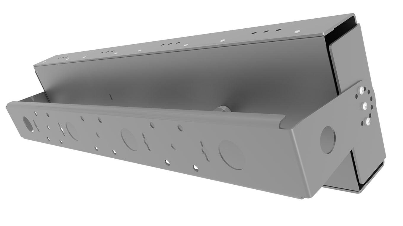 Прожектор светодиодный SVT-STR-COB-240Вт-135x75