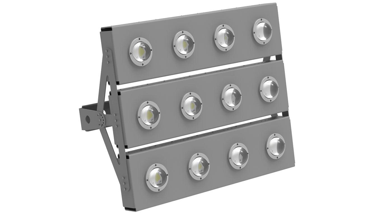 Прожектор светодиодный SVT-STR-COB-240Вт-60-TRIO