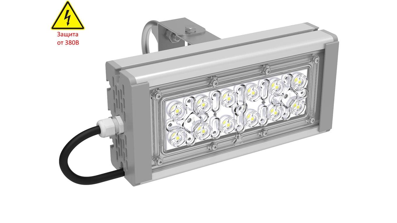 Промышленный прожектор Модуль SVT-STR-M-27Вт-27 (с защитой от 380)