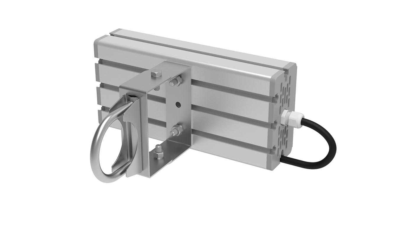 Прожектор с оптикой янтарный SVT-STR-M-30Вт-12-AMBER