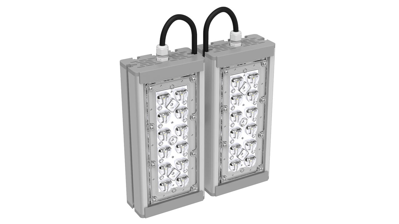 Промышленный прожектор Модуль SVT-STR-M-27Вт-45x140-DUO