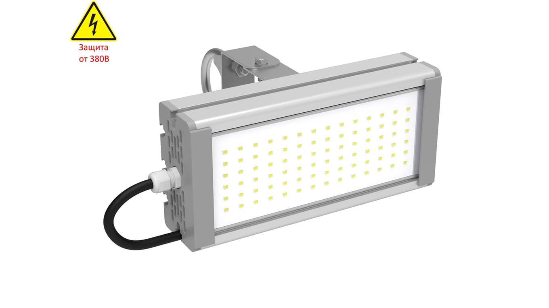 Промышленный светильник Модуль SVT-STR-M-32Вт (с защитой от 380)