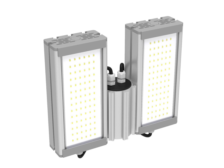 Промышленный светильник Модуль SVT-STR-M-32Вт-DUO-C (с защитой от 380)
