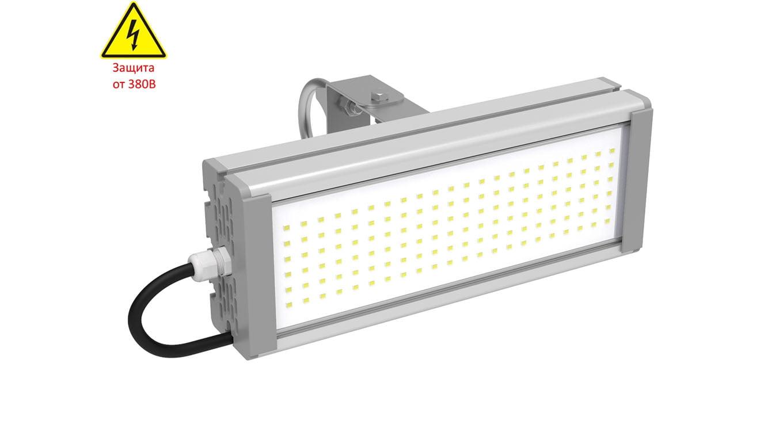 Промышленный светильник Модуль SVT-STR-Победа-M-40Вт (с защитой от 380)
