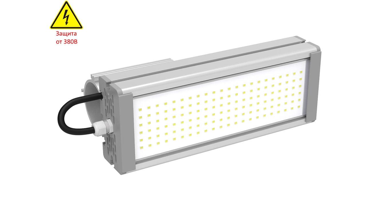 Промышленный светильник Модуль SVT-STR-M-48Вт-C (с защитой от 380)